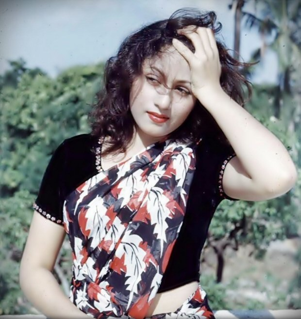 Madhubala was so beautiful they ignored her versatility