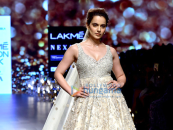 Malaika Arora, Shilpa Shetty, Vaani Kapoor, Kangana Ranaut and others walk the ramp at the Lakme Fashion Week 2018