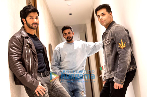Varun Dhawan to star in Karan Johar and Shashank Khaitan's war drama, Rannbhoomi
