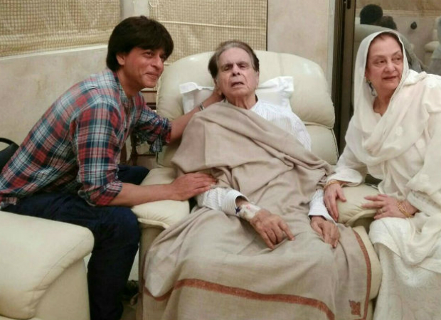 Similarities between Dilip Kumar and Shah Rukh Khan