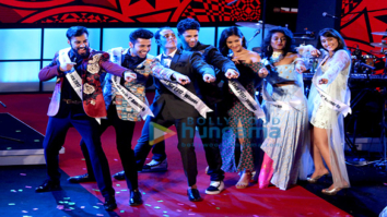 Sidharth Malhotra graces the Grand National Finale of the 10th edition of Times Fresh Face 2018