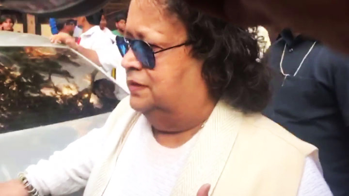 Sridevi Kabhi Alvida Na kehna... Says An Emotional Bappi Lahiri