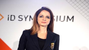 Sussanne Khan graces the Indian Design Symposium