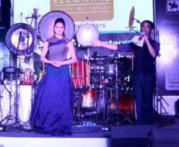 Urvashi Rautela snapped at the Kala Ghoda Arts Festival Reloaded in Mumbai
