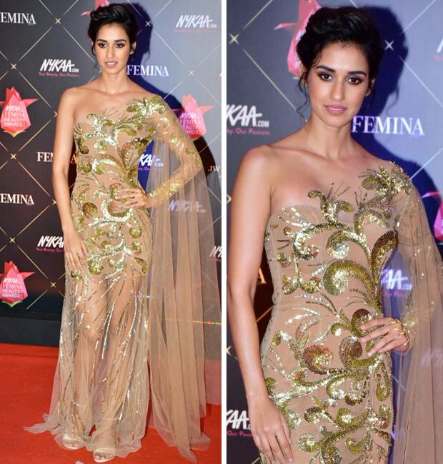 Weekly Worst Dressed: Disha Patani in Manish Malhotra