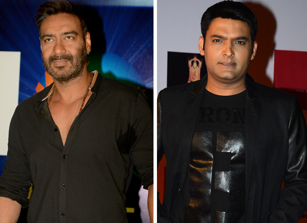Ajay Devgn to shoot for Kapil Sharma's new show 'Family Time with Kapil  Sharma'