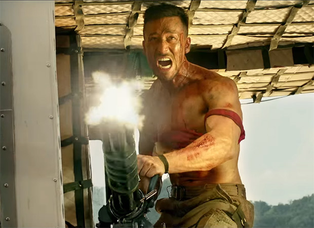 Box Office: Tiger Shroff's Baaghi 2 opening is amongst All Time Top-10 Bollywood action films