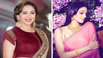 CONFIRMED! Madhuri Dixit replaces late Sridevi in the Karan Johar film Shiddat