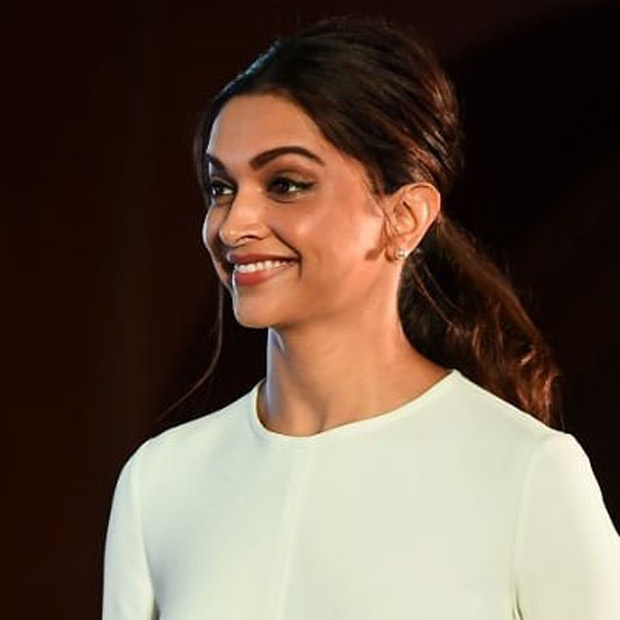 Deepika Padukone flaunts minimal makeup and a sleek hairdo