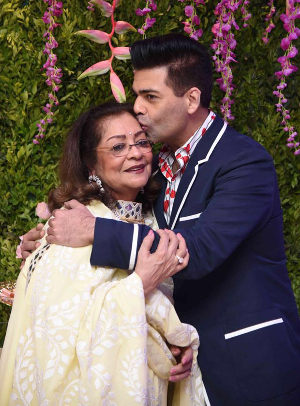 Leaked pics and Inside details: Karan Johar's LAVISH 75th birthday party for mommy Hiroo