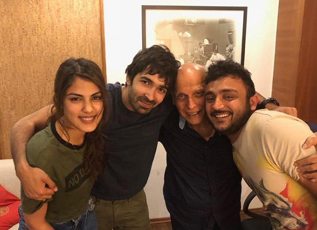 Rhea Chakraborty, Digangana Suryavanshi, Varun Mitra roped in for Mahesh Bhatt's film Jalebi
