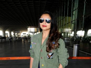 Priyanka Chopra and Rani Mukerji snapped at the airport