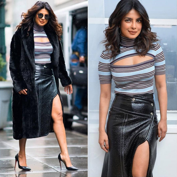 Priyanka Chopra struts in style in NYC