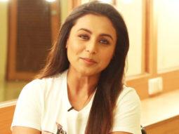 Rani Mukerji REVEALS How SRK, Aamir, SLB, Amitabh, Anil, KJo, Yash Chopra Inspired Her Hichki