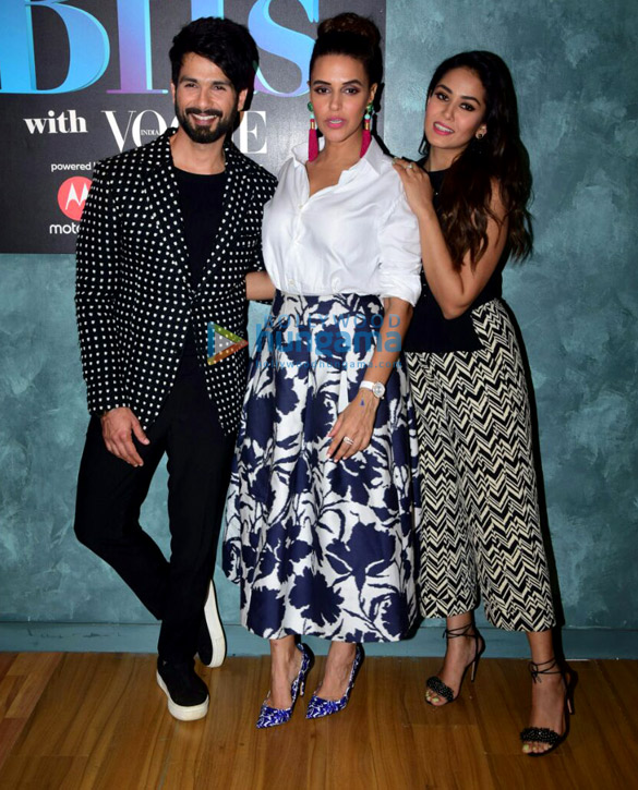 """Shahid Kapoor Confesses: """"One of my girlfriends cheated on me"""""""