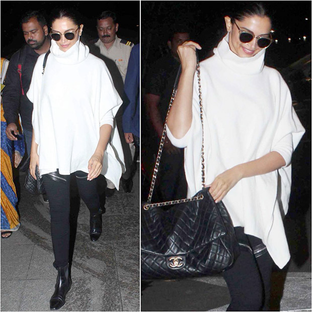 Style Cues from Deepika Padukone to ace monochrome game