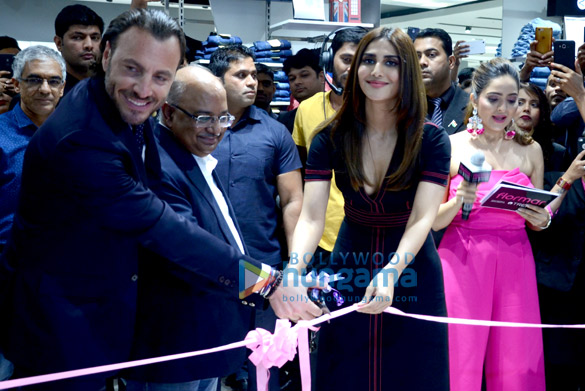 Vaani Kapoor spotted at a store launch in Delhi