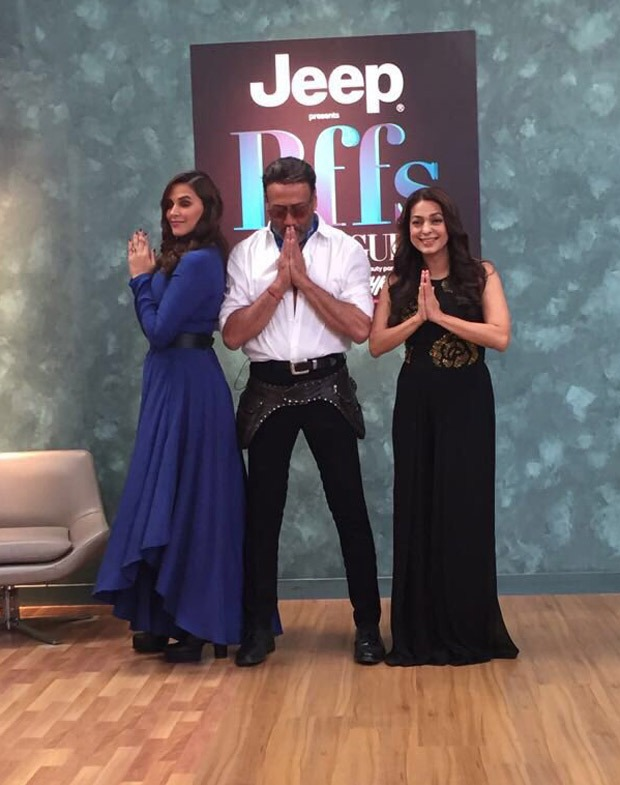 Vogue BFFs Jackie Shroff ridicules Anil Kapoor, Juhi Chawla confesses being jealous of Shah Rukh Khan