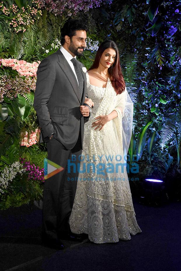 Aishwarya Rai Bachchan And Abhishek Bachchan 11th Wedding