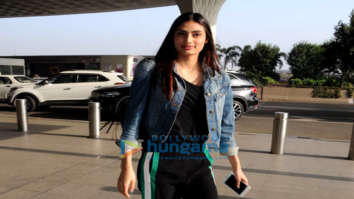 Athiya Shetty, Elli Avram and others snapped at the airport