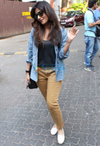 Chitrangda Singh spotted at Juice in Bandra