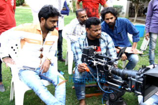 On The Sets Of The Movie De Ijaazat Rahun Tujhme