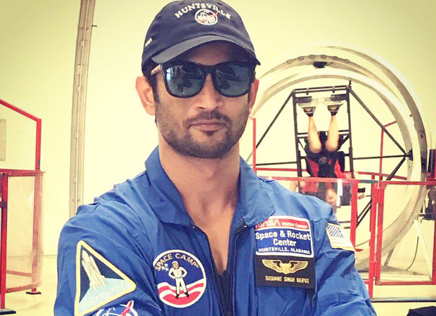 Here's why the Sushant Singh Rajput starrer Chanda Mama Door Ke is shelved
