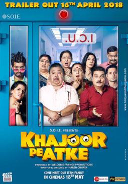 First Look Of The Movie Khajoor Pe Atke