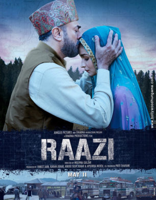 First Look Of The Movie Raazi
