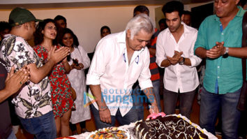 Special screening of Rajkummar Rao's film Omerta on Hansal Mehta's birthday