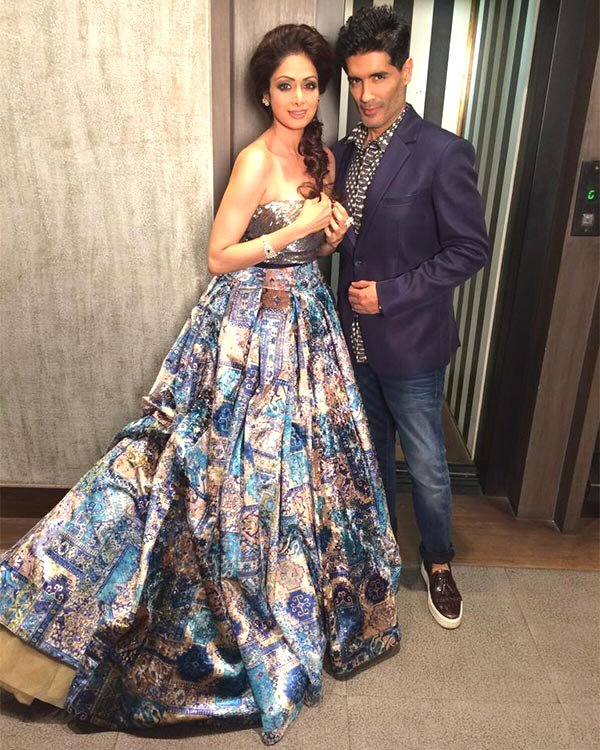 Sridevi: Manish Malhotra's unforgettable TRIBUTE to Janhvi-Khushi's Mom will leave you in tears