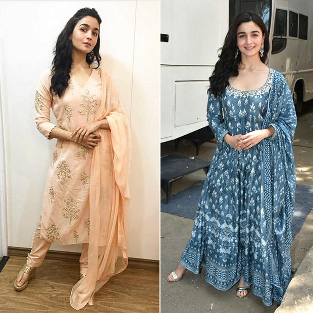 Style cues for ethnic style from Alia Bhatt