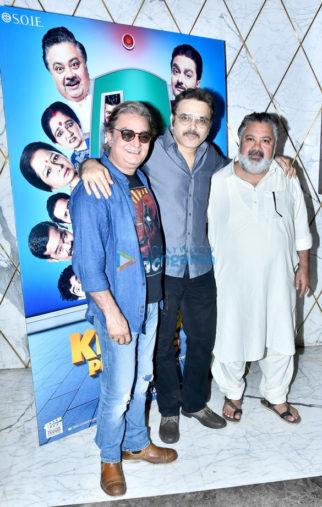 Trailer launch of Khajoor Pe Atke with the cast