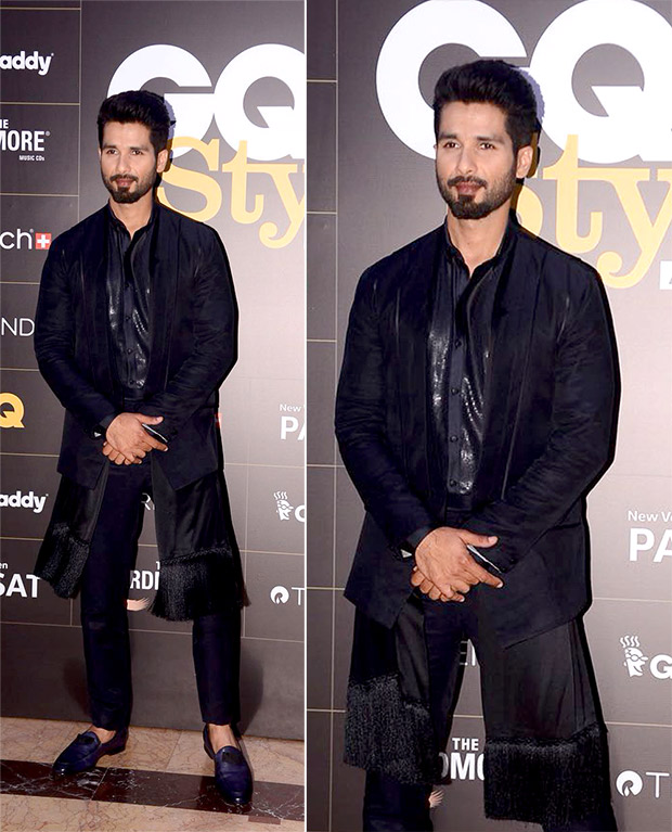 Weekly Best Dressed - Shahid Kapoor