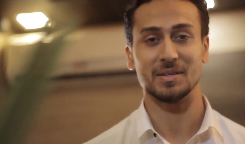 WATCH: Tiger Shroff expresses heartfelt gratitude for the stupendous success of Baaghi 2