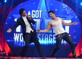 WOAH! Varun Dhawan does a Shah Rukh Khan with October