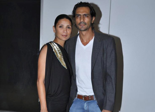 The Arjun Rampal - Mehr Jesia split, friends saw it coming for a long time