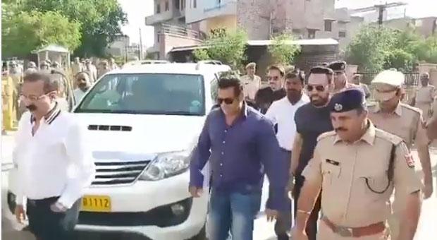 Blackbuck Poaching Case: Salman Khan appears before Jodhpur court; next hearing set for July 17