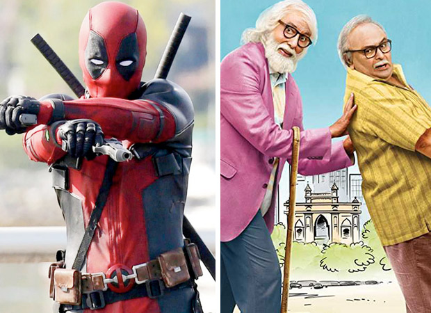 Box Office: Deadpool 2 stands at approx. Rs. 54 crore after second weekend, 102 Not Out is around Rs. 50 crore