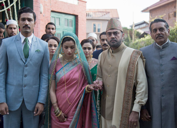 Box Office: Raazi grosses approx. 125 cr. at the worldwide box office
