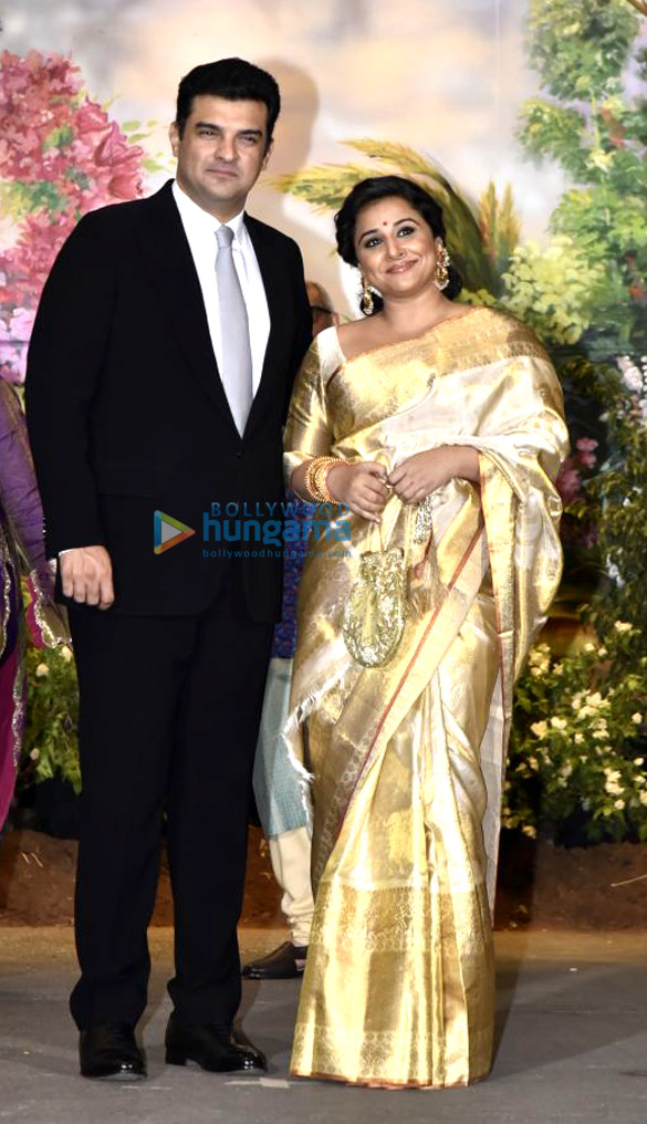 Celebs Grace Sonam Kapoor And Anand Ahujas Wedding Reception