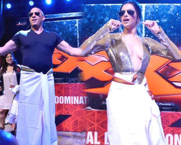 Deepika Padukone's Lungi Dance to feature in Vin Diesel's xXx 4