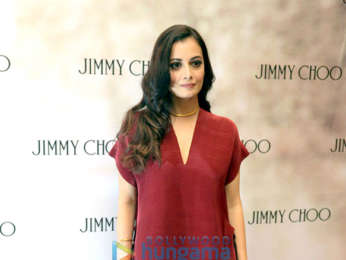 Dia Mirza graces at Harper's Bazaar coffee table book launch