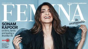 Sonam Kapoor On The Cover Of Femina