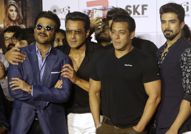 Race 3 Trailer Launch: Salman Khan admits he has added a little Hum Aapke Hain Koun to the film