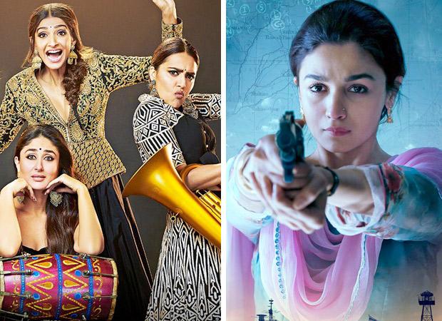 GIRL POWER: Will Sonam Kapoor's Veere Di Wedding benefit due to the success of Alia Bhatt's Raazi