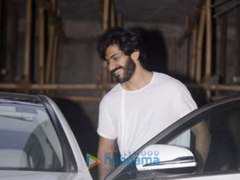 Harshvardhan Kapoor spotted at a clinic in Bandra
