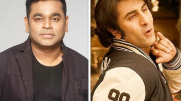 Here's how AR Rahman is associated with Rajkumar Hirani's Ranbir Kapoor starrer Sanju