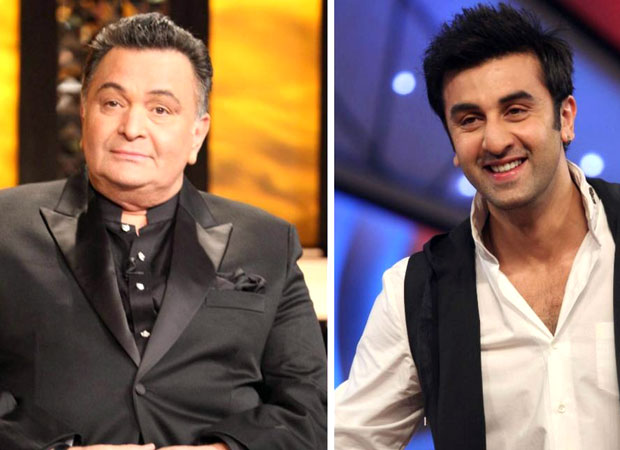 Here's how Rishi Kapoor reacted to the trailer of his son Ranbir Kapoor's film Sanju