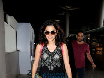 Karisma Kapoor, Taapsee Pannu, Khushi Kapoor, Angad Bedi and others snapped at the airport